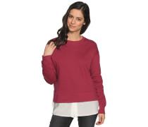 Sweatshirt bordeaux