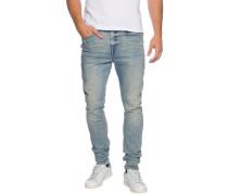 Jeans Type C 3D hellblau