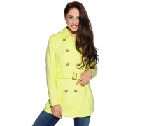 Trenchcoat lime