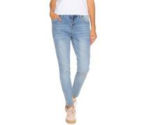 Jeans Antifit Ally hellblau