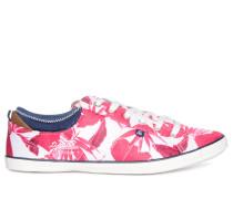 Sneaker fuchsia/weiß