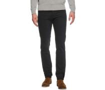 Jeans Slim Fit schwarz