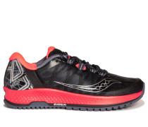 Sportschuhe schwarz/rot