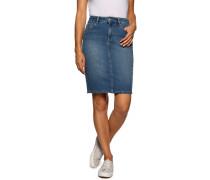 Jeans Rock blau