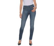 Jeans 3301 Ultra High Skinny blau