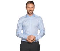 Business Hemd Slim Fit hellblau