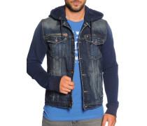 Jacke blau