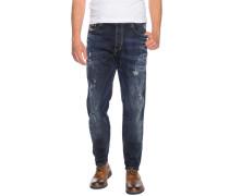 Jeans Tepphar blau