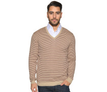 Pullover beige/rost