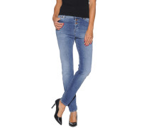 Jeans Objantifitally blau