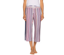 Pyjamahose, Pink, Damen