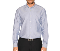 Business Hemd Oxford Fit blau