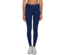 Sport-Leggings blau