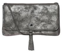 Handtasche, gunmetal