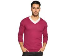 Pullover magenta