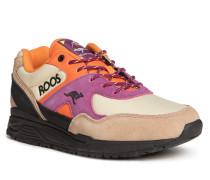 Sneaker orange/lila