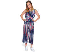 Overall navy/weiß/rot