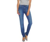 Jeans High Slim blau