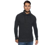 Pullover schwarz/anthrazit meliert