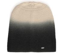 Mütze beige/schwarz