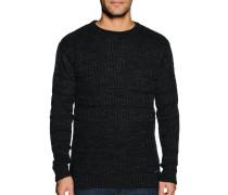 Pullover schwarz/anthrazit