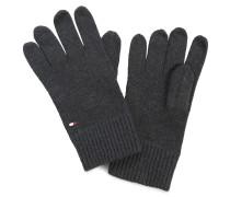 Handschuhe mit Kaschmiranteil anthrazit