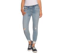 Jeans Serena Ankle hellblau