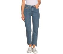 Jeans Ankle blau