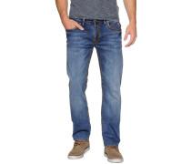Jeans Canton blau
