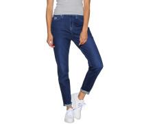 Jeans Girlfriend Queens navy