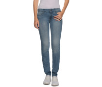 Jeans Rose blau