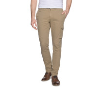 Cargohose Regular Fit beige