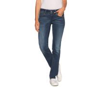 Jeans Midge Saddle blau