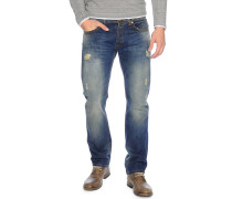 Jeans Hollywood blau