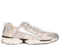 Sneaker mehrfarbig/silber