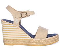 Wedges beige