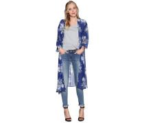 Kimono blau