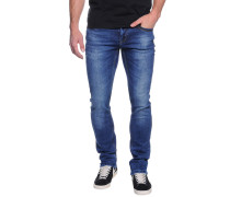 Jeans Taku blau