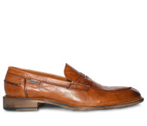 Penny Loafers cognac