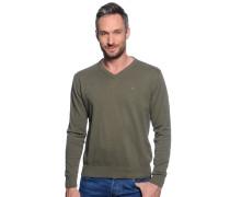 Pullover, oliv