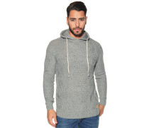 Poolman Pullover mit Zopfmuster