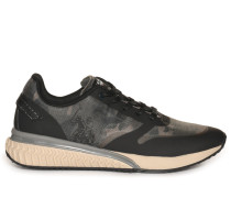 Sneaker schwarz/grau