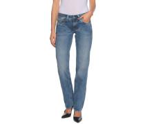 Jeans Olympia blau
