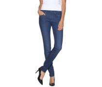 Jeans 3301 Contour High Skinny blau