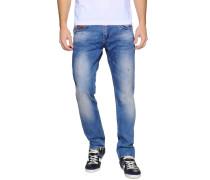 Jeans Yukio blau