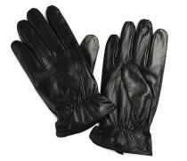 Lederhandschuhe, schwarz, Herren