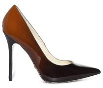 High Heels schwarz/braun