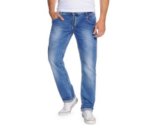 Jeans Creston blau