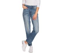 Jeans Lanc 3D blau