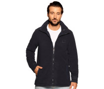 Fleecejacke navy